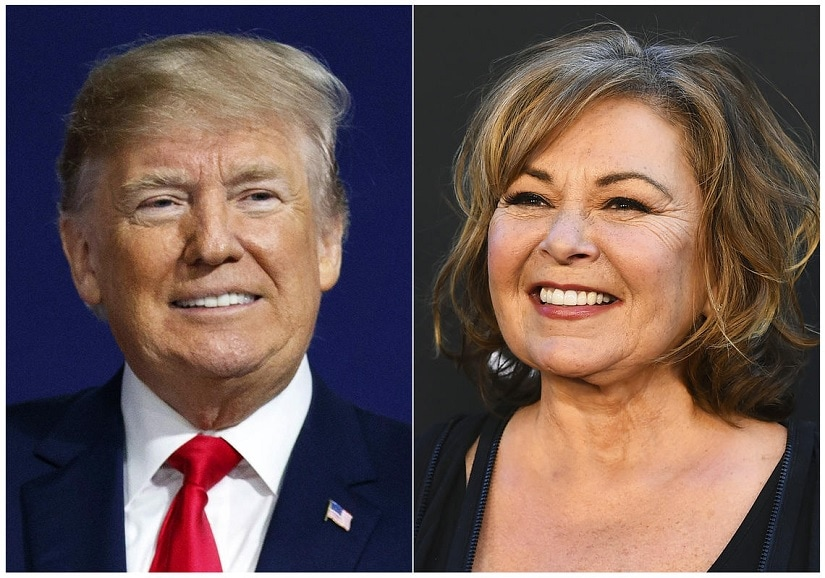 Roseanne cancelled: Donald Trump breaks silence on race row; calls out ABC for purported media bias