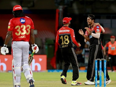 IPL 2018: Umesh Yadav and Co bowl Royal Challengers Bangalore to comprehensive win, keep playoff hopes alive