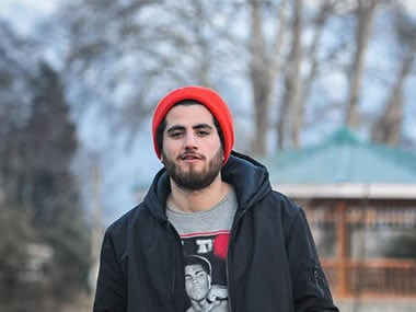 Musician Ali Saffudin on his track 'Manzoor Nahi' and what it means to be an artist in Kashmir