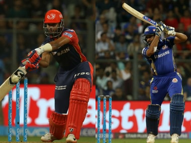 IPL 2018, Live Cricket Score, DD vs MI at Ferozshah Kotla: Mumbai Indians need 175 runs to win