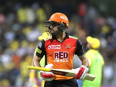 IPL 2018: SRH's middle-order woes continue to haunt them at the business end of competition