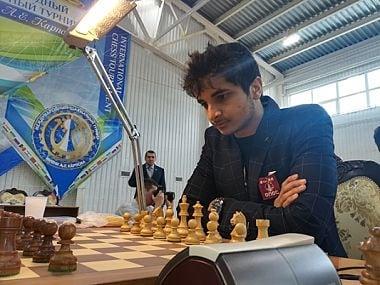 Karpov Poikovsky International Chess: Indias only representative Vidit Gujrathi joint-second in Siberian event