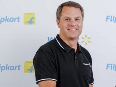 Walmart CEO Doug McMillon says Flipkart deal good for India, but RSS economic wing isn't convinced