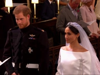 Royal Wedding 2018: Meghan Markle marries Prince Harry in elegant ceremony at Windsor Castle