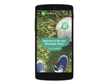 WhatsApp Status feature hits 450 million daily active users, while Snapchat has just 191 million according to latest earnings report
