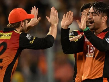 IPL 2018:  Kane Williamson hails 'outstanding talent' Rashid Khan, Sunrisers Hyderabad's fighting spirit after win over KKR
