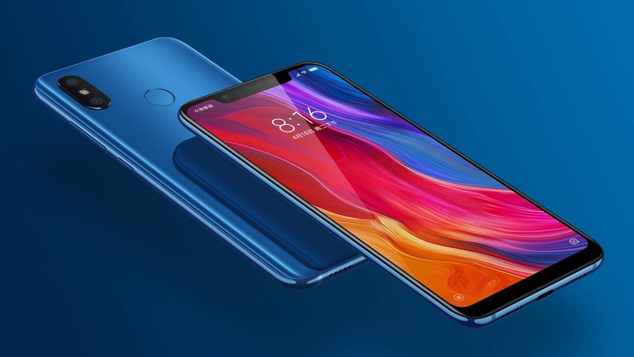 The Xiaomi Mi 8