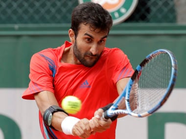 French Open 2018: Indias Yuki Bhambri crashes out in first round on maiden main draw appearance