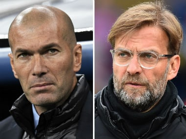 Champions League: Ahead of Real Madrid-Liverpool showdown, Jurgen Klopp, Zinedine Zidane engage in mutual admiration