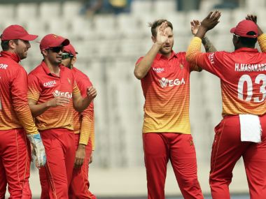 Zimbabwe cricketers ready to throw upcoming series in 'jeopardy' over non-payment of salaries