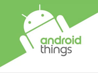 Google announces the stable version of its Android-based OS for IoT devices called the Android Things 1.0