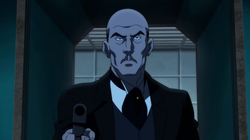 Alfred Pennyworth. YouTube