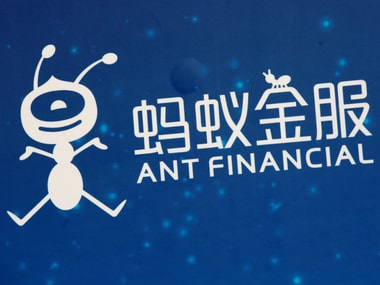 Chinas Ant Financial closes funding round after raising  billion at a 0 billion valuation