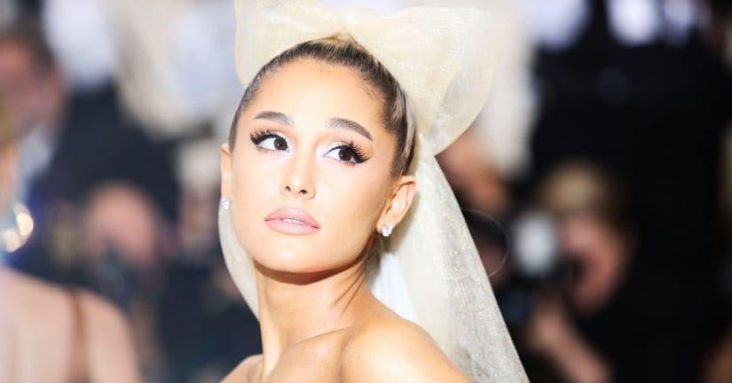 Ariana Grande. File image