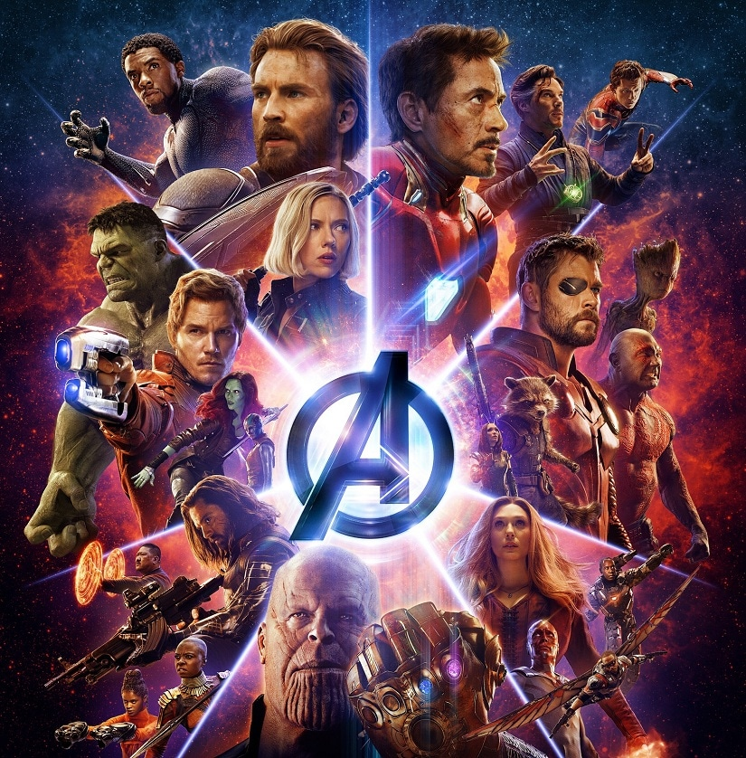 Marvel's Avengers: Infinity War has set the record for the highest opening weekend box office collection in India