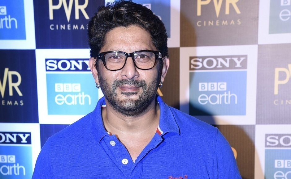 Arshad Warsi arrives for Sony BBC Earth's Blue Planet II. The docu was shot over four years and across 39 countries.