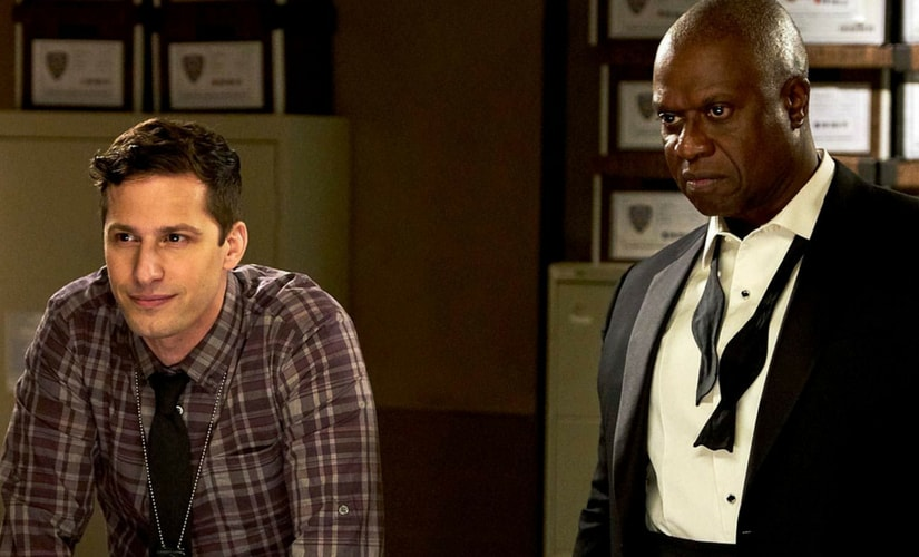 A still from Brooklyn Nine-Nine/Image from Twitter.