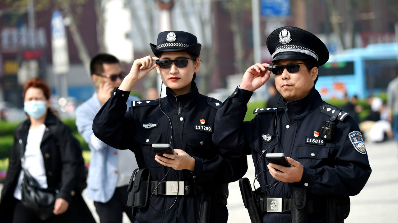 There has been an increasing focus on surveillance in China. Reuters.  - chinaxyvs - Beijing's obsession with surveillance includes gadgets that can forcibly retrieving data from phones- Technology News, Firstpost