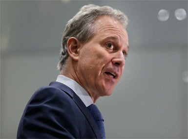 New York attorney-general Eric Schneiderman, vocal supporter of the #MeToo movement, resigns amid abuse allegations