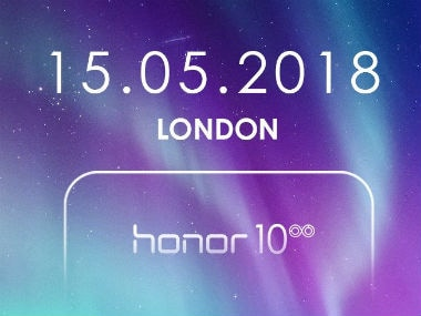 Honor 10 global launch on 15 May: When, where and how to watch the live event