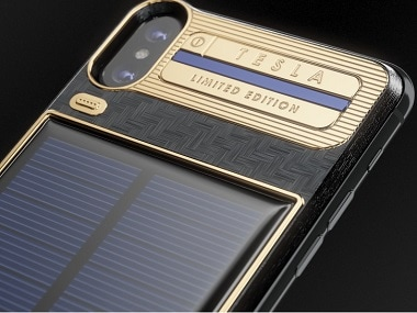 There's an iPhone X Tesla that costs ,500, and it is neither made by Apple nor Tesla