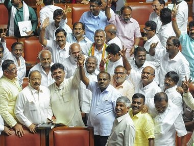 Congress-JD(S) regime in Karnataka may be characterised by spats over portfolio allocation, focus on populism
