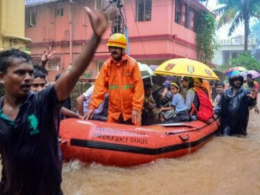 Rescue and relief operations are on in coastal Karnataka and parts of Mangalure. PTI