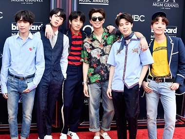 K-Pop group BTS makes history, becomes first Korean band to top Billboard 200 music chart