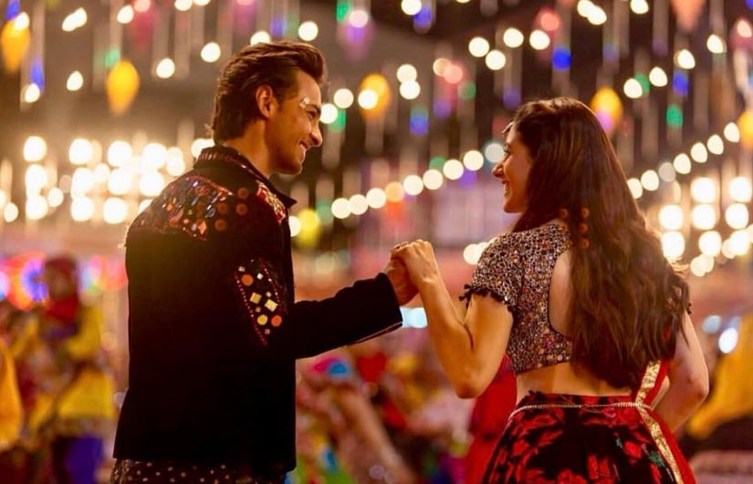 Aayush Sharma and Warina Hussain-starrer celebrate love