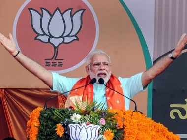 Narendra Modi in Karnataka updates: Congress spreading lies about hung Assembly due to fears of loss, says PM