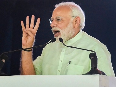 Narendra Modi's unfulfilled promises: In 5th year, PM must take a hard look at opaque political funding rules
