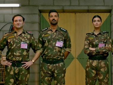 Shubh Din, new song from Parmanu: The Story of Pokhran, chronicles India's ascent toward becoming a nuclear state