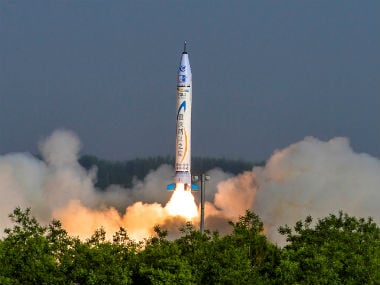 China's joins the new space race with the launch of its first privately developed rocket
