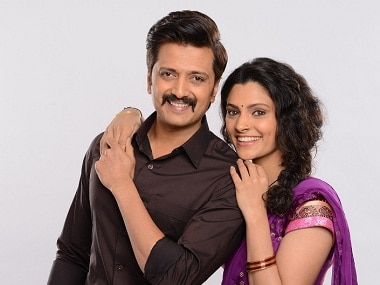Mirzya actress Saiyami Kher to make her Marathi debut opposite Riteish Deshmukh in Mauli
