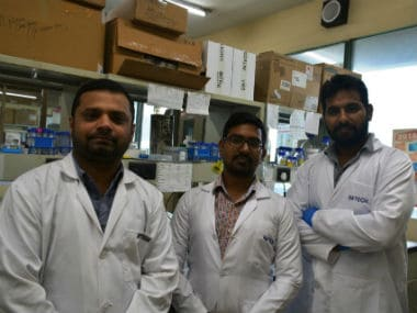 Scientists at the Institute of Microbial Technology (IMTECH), Chandigarh