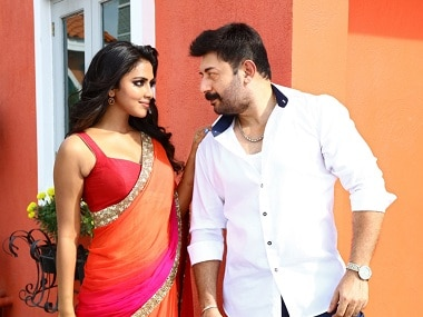 Bhaskar Oru Rascal movie review: Arvind Swami can't save this escapist entertainer with no logic