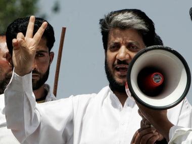 File image of separatist leader Shabir Shah. Reuters