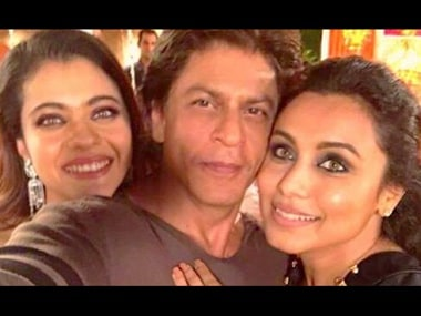 Shah Rukh Khan, Rani Mukerji, Kajol might appear on Koffee With Karan to mark 20 years of Kuch Kuch Hota Hai