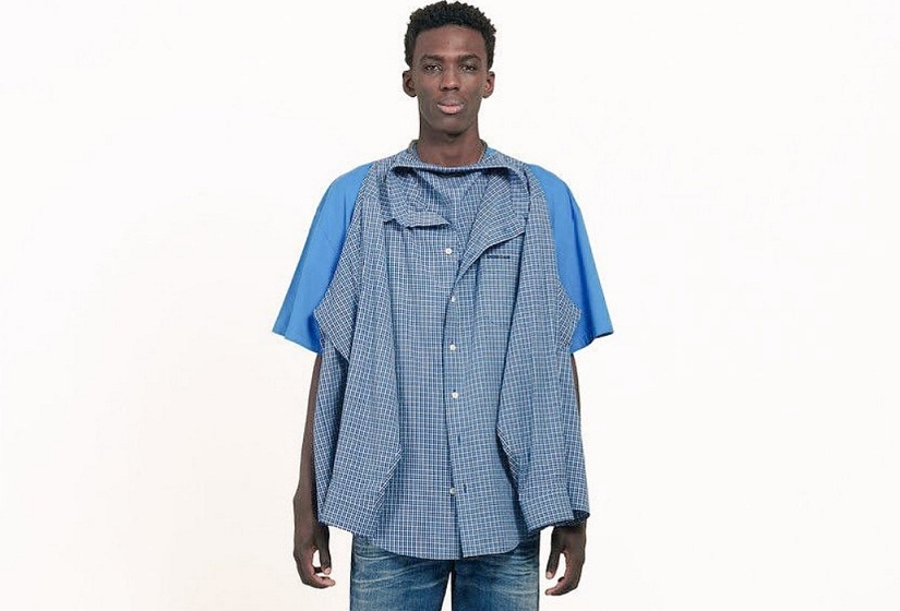 Luxury brand Balenciaga sells T-shirt shirt for 90; Twitter thinks the world is getting trolled