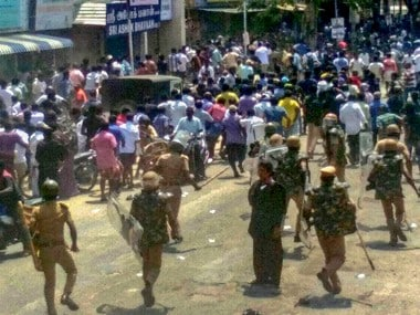 Tuticorin violence: Two deputy tahsildars transferred days after 13 people died in police firing during anti-Sterlite protests
