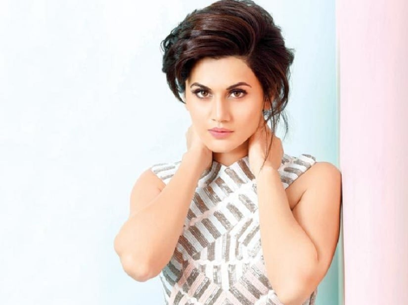 Taapsee Pannu on her upcoming thriller Game Over and why shes a bankable actor now