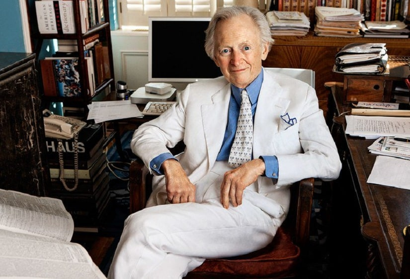 Rundle: the krude yet kreative legacy of Tom Wolfe