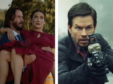 Watch: Trailers for Keanu Reeves' Destination Wedding, Mark Wahlberg's Mile 22, sci-fi comedy Sorry To Bother You