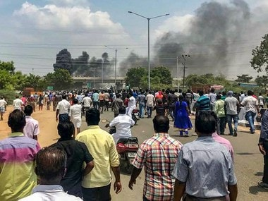Sterlite protests: Consider restoring internet services in protest-hit Tuticorin, Madras HC tells Tamil Nadu govt
