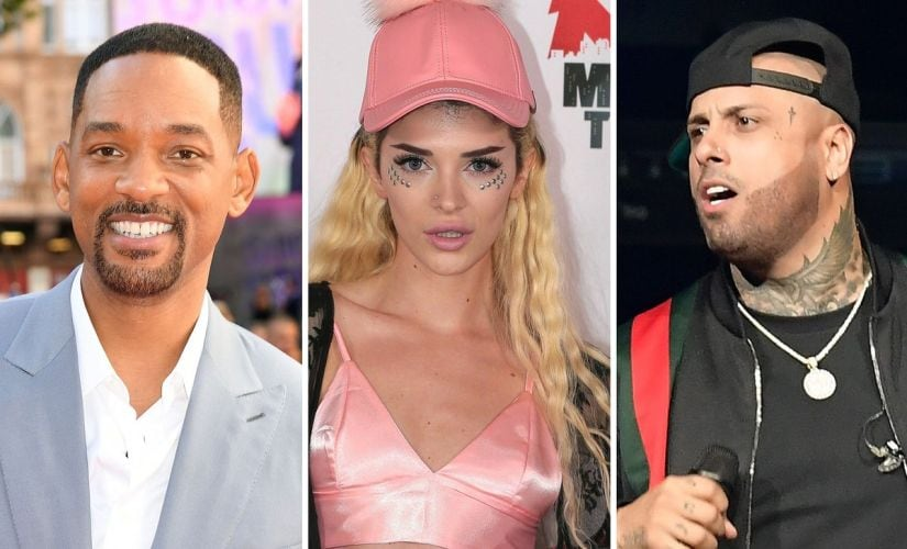 Will Smith to collaborate with Nicky Jam, Era Istrefi for official FIFA 2018 World Cup anthem