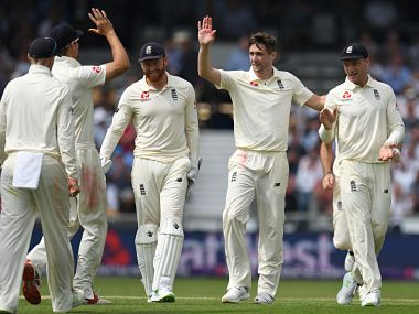 England bowled out Pakistan for 174 runs on Day 1 of Headingely Test. AFP
