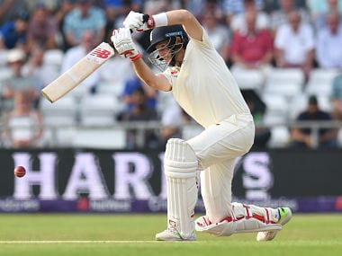 Joe Root looked in good touch with the bat in hand on Day 1 of second Test. AFP