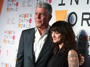 Rose McGowan on Anthony Bourdain suicide: 'He put down his armour, was very much his choice'