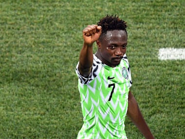 FIFA World Cup 2018: Ahmed Musa strikes twice to help Nigeria down Iceland to stay alive in tournament