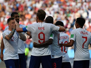 FIFA World Cup 2018: Harry Kane's hat-trick against Panama surges England into last 16